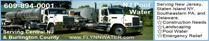 Mark Flynn NJ Bulk Water Delivery