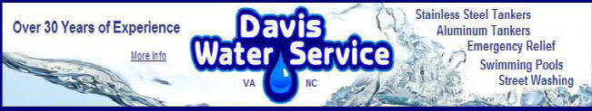 Davis Water (NC). Click to View Web Site